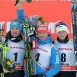 Российский лыжник победил в 30-километровой гонке на Кубке мира