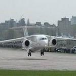Порошенко пересел на украинский самолет Ан-148