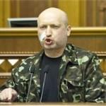"""Турчинов: из зоны АТО закроют все дороги, кроме семи """"коридоров"""""""
