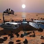 На Марсе нашли пропавший 12 лет назад космический аппарат