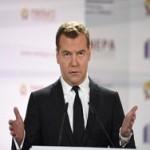 Медведев увеличил цены на электроэнергию для Украины