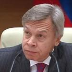 Пушков: Яценюка нельзя воспринимать всерьез