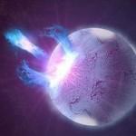 """Астрономы выдвинули теорию о """"странной"""" материи"""