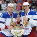 Четыре россиянина сыграют в Матче всех звезд НХЛ