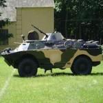 Украина начала производство новых разведывательно-дозорных машин
