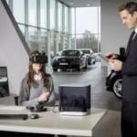 Audi предложила покупать реальные автомобили в виртуальных очках