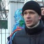 Илья Яшин сообщил о драке возле Замоскворецкого суда