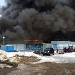 На мясокомбинате в Новой Москве произошел взрыв