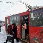 В Кургане за долги обесточили все троллейбусы