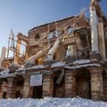 В Ленобласти обрушился бывший дворец Романовых