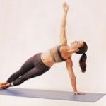 Йога поможет при сколиозе