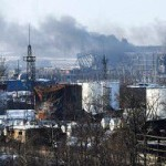 Советник Порошенко сообщил об эвакуации раненых