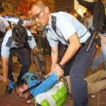 Пешеходы, пострадавшие от полиции, требуют компенсации