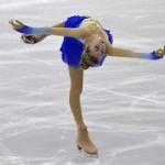Липницкая отказалась от идеи завершить карьеру