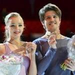 Российские фигуристы завоевали бронзу чемпионата Европы