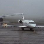 Во Внуково самолет выкатился за пределы взлетной полосы