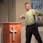 Пастор рассказал об использовании силы для приобщения к вере