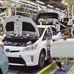 Toyota подняла российские цены на автомобили на 20%