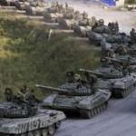 НАТО зафиксировало наращивание российской бронетехники в Украине