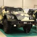 В РФ успешно завершены испытания нового бронеавтомобиля