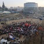 ВЦИОМ: россияне не считают митинги средством решения проблем