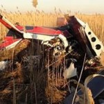 Под Ростовом рухнул легкомоторный самолет