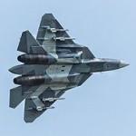 Россия и Индия разработали проект истребителя пятого поколения