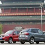 """""""Рено"""" усиленно развивает производство в Китае"""