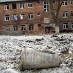 При обстреле Донецка пострадал морг