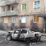 ДНР: украинский снаряд попал в остановку в Донецке