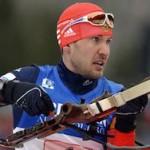 Биатлонист Гараничев выиграл серебряную медаль на Кубке мира