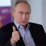 Памятники Владимиру Путину установят в Петербурге