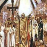 Памятник князю Владимиру установят на Воробьевых горах