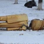 В Кривом Роге разрушили три памятника деятелям времен СССР