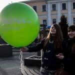 """Активисты запустили агитационную кампанию к маршу """"Весна"""""""
