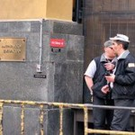В Москве голый мужчина попытался проникнуть в посольство США
