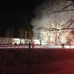 США: пригородный поезд врезался во внедорожник