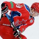 Пьяного хоккеиста ЦСКА отказались пустить в самолет