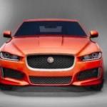 Jaguar XE признан самым красивым автомобилем
