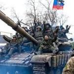"""ВСН выбили националистов """"Азова"""" из сел под Мариуполем"""