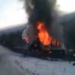 Пожар уничтожил дачу депутата Госдумы Александра Карелина