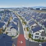 В Японии целый город перешел на солнечную энергию
