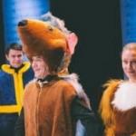 Томский ТЮЗ поставил спектакль про православного ёжика