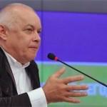 Киселев рассказал анекдот про Псаки