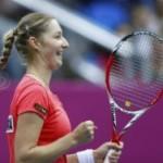 Россиянка Макарова вышла в третий круг теннисного турнира в Дубае