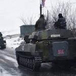 Ситуация в Углегорске остается напряженной, бои продолжаются