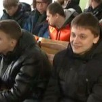 Матери украинских мужчин вышли на митинг против мобилизации