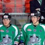 Хоккейная команда из Литвы попала в ДТП
