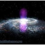 Понять темную материю помогут пузыри Ферми