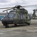 Германия приостановила полеты всех вертолетов NH90